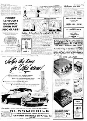 The Baytown Sun from Baytown, Texas on July 10, 1956 · Page 3