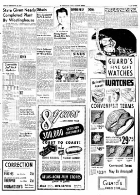 The Courier News from Blytheville, Arkansas on December 18, 1953 · Page 7