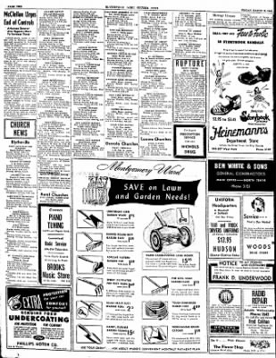 The Courier News from Blytheville, Arkansas on March 18, 1949 · Page 2