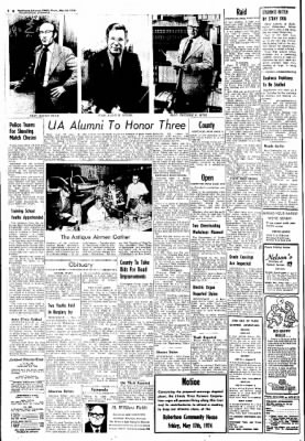 Northwest Arkansas Times from Fayetteville, Arkansas on May 16, 1974 · Page 2