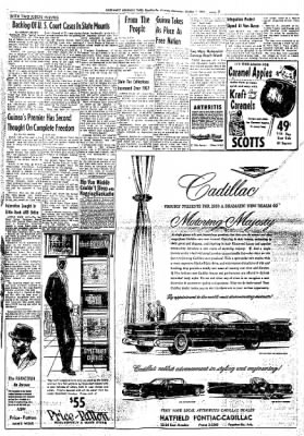 Northwest Arkansas Times from Fayetteville, Arkansas on October 1, 1958 · Page 7