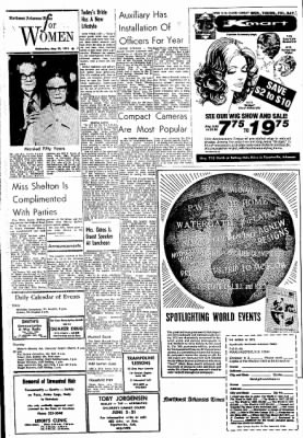 Northwest Arkansas Times from Fayetteville, Arkansas on May 29, 1974 · Page 7