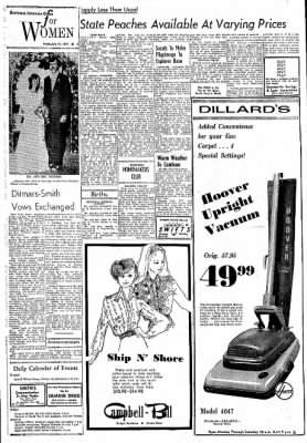 Northwest Arkansas Times from Fayetteville, Arkansas on July 19, 1974 · Page 3
