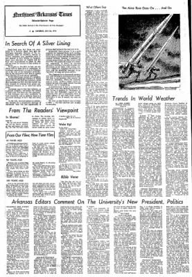 Northwest Arkansas Times from Fayetteville, Arkansas on July 20, 1974 · Page 4