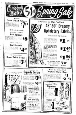 Northwest Arkansas Times from Fayetteville, Arkansas on May 21, 1952 · Page 15