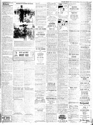 Northwest Arkansas Times from Fayetteville, Arkansas on June 9, 1952 · Page 9