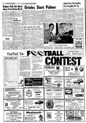 Northwest Arkansas Times from Fayetteville, Arkansas on October 8, 1974 · Page 8