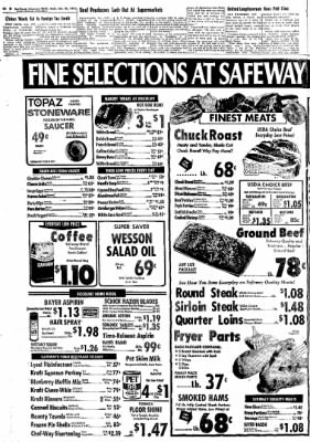 Northwest Arkansas Times from Fayetteville, Arkansas on October 23, 1974 · Page 34