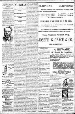 Logansport Pharos-Tribune from Logansport, Indiana on October 8, 1896 · Page 7