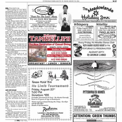 Pittsburgh Post-Gazette from Pittsburgh, Pennsylvania on August 20, 2004 · Page 95