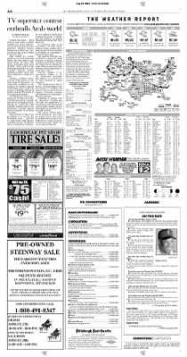 Pittsburgh Post-Gazette from Pittsburgh, Pennsylvania on August 23, 2004 · Page 2
