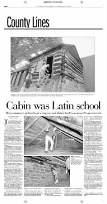 Pittsburgh Post-Gazette from Pittsburgh, Pennsylvania on August 29, 2004 · Page 155
