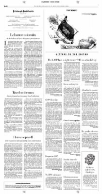 Pittsburgh Post-Gazette from Pittsburgh, Pennsylvania on September 10, 2004 · Page 22