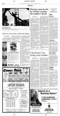 Pittsburgh Post-Gazette from Pittsburgh, Pennsylvania on September 10, 2004 · Page 42