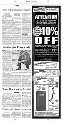 Pittsburgh Post-Gazette from Pittsburgh, Pennsylvania on September 19, 2004 · Page 43