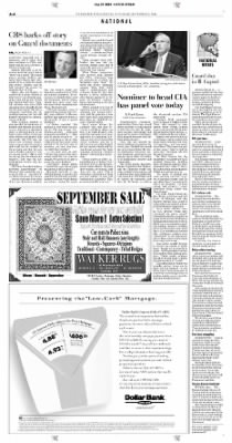 Pittsburgh Post-Gazette from Pittsburgh, Pennsylvania on September 21, 2004 · Page 4