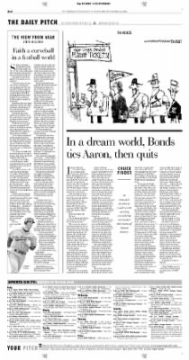 Pittsburgh Post-Gazette from Pittsburgh, Pennsylvania on September 26, 2004 · Page 38