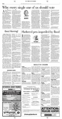 Pittsburgh Post-Gazette from Pittsburgh, Pennsylvania on October 3, 2004 · Page 156