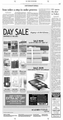 Pittsburgh Post-Gazette from Pittsburgh, Pennsylvania on October 7, 2004 · Page 5
