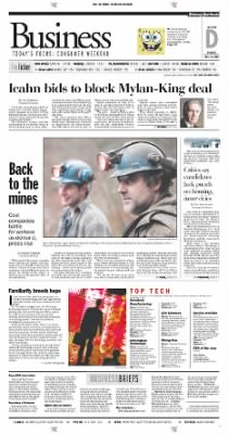 Pittsburgh Post-Gazette from Pittsburgh, Pennsylvania on October 15, 2004 · Page 41