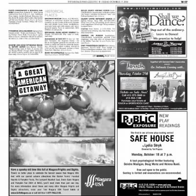 Pittsburgh Post-Gazette from Pittsburgh, Pennsylvania on October 15, 2004 · Page 81