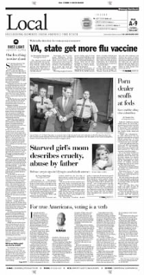 Pittsburgh Post-Gazette from Pittsburgh, Pennsylvania on November 2, 2004 · Page 9