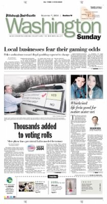 Pittsburgh Post-Gazette from Pittsburgh, Pennsylvania on November 7, 2004 · Page 138
