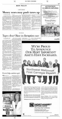 Pittsburgh Post-Gazette from Pittsburgh, Pennsylvania on November 17, 2004 · Page 109