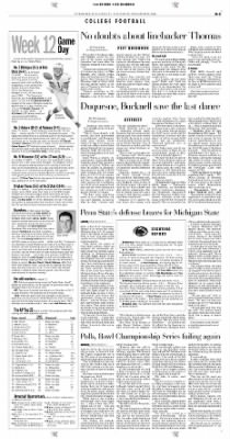 Pittsburgh Post-Gazette from Pittsburgh, Pennsylvania on November 20, 2004 · Page 47