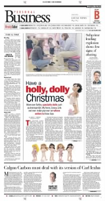 Pittsburgh Post-Gazette from Pittsburgh, Pennsylvania on November 22, 2004 · Page 13