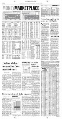 Pittsburgh Post-Gazette from Pittsburgh, Pennsylvania on November 24, 2004 · Page 44