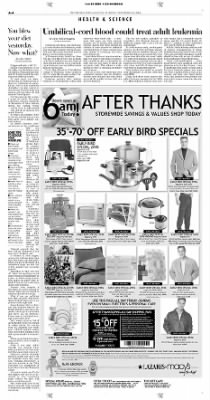 Pittsburgh Post-Gazette from Pittsburgh, Pennsylvania on November 26, 2004 · Page 4