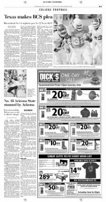 Pittsburgh Post-Gazette from Pittsburgh, Pennsylvania on November 27, 2004 · Page 17