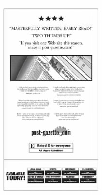 Pittsburgh Post-Gazette from Pittsburgh, Pennsylvania on November 28, 2004 · Page 125