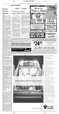 Pittsburgh Post-Gazette from Pittsburgh, Pennsylvania on December 8, 2004 · Page 115