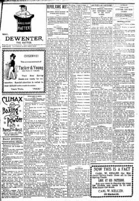 Logansport Pharos-Tribune from Logansport, Indiana on April 15, 1894 · Page 5