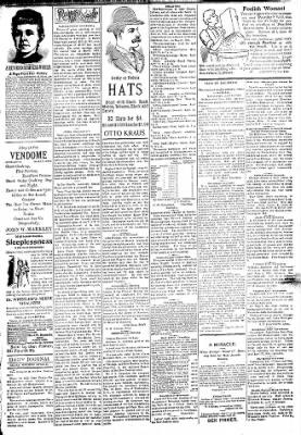 Logansport Pharos-Tribune from Logansport, Indiana on April 20, 1894 · Page 3